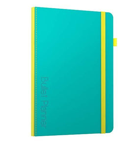 Turquoise Bullet Planner