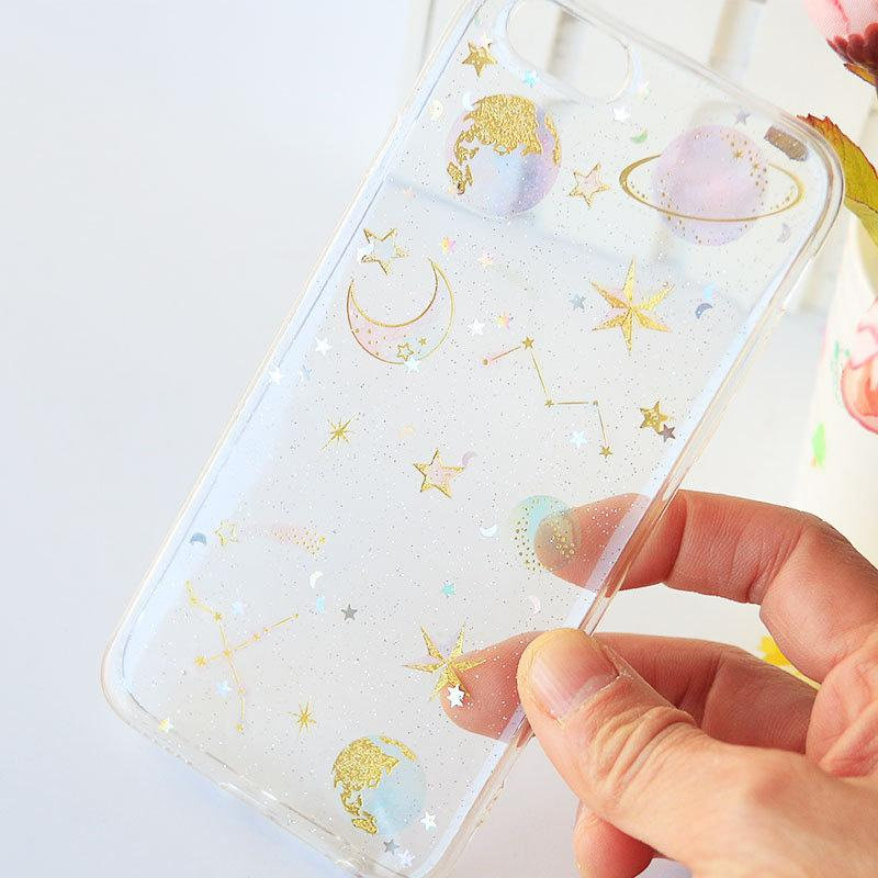 Kawaii Galaxy and Unicorn Stickers