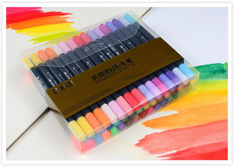 Double-Sided Sketch Marker Set