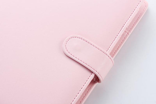 Padded Pastel Notebook