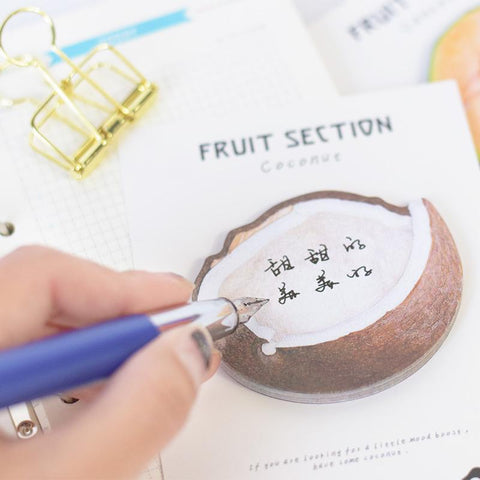 The Fruit Farm Sticky Notes
