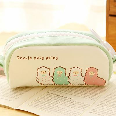 Kawaii Sheep Pencil Case