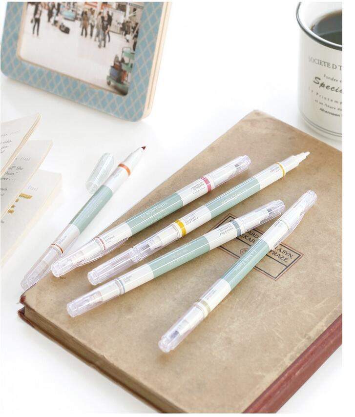 Iconic Double-Sided Retro Pen