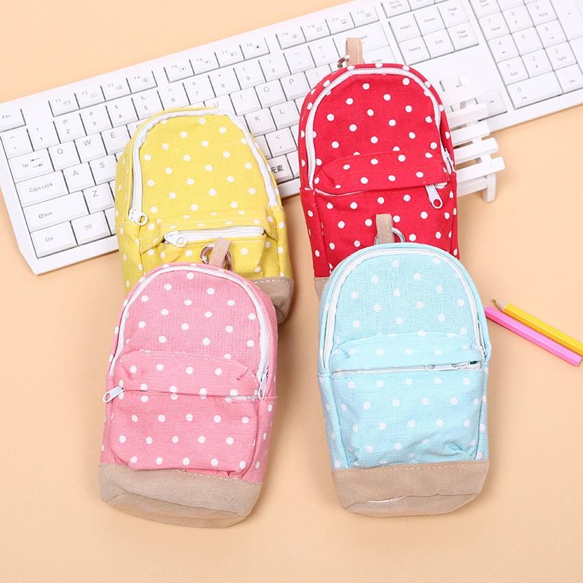 School Bag Spacious Pencil Case