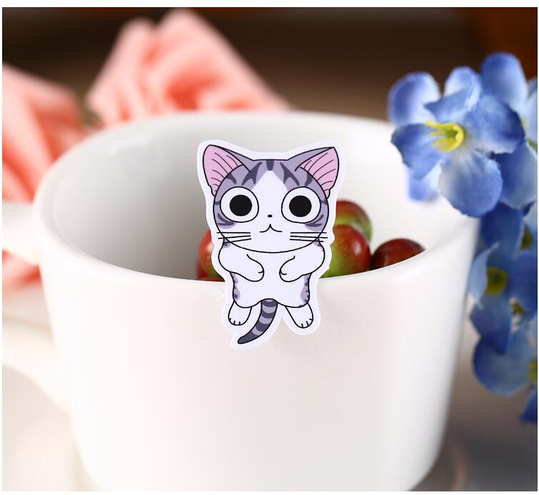 Chi The Cat Stickers