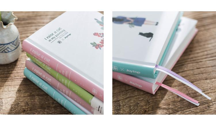 Kawaii Flower Girl Planner