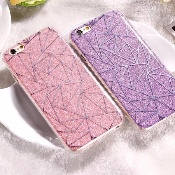Metallic Prism Phone Case