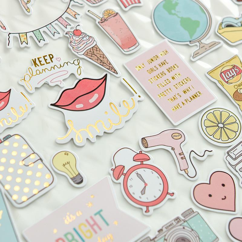 Pretty Lady Die Cuts