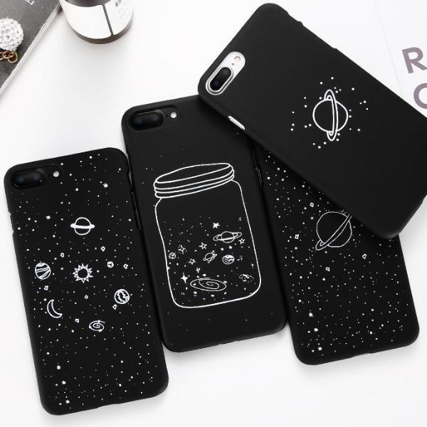Galaxies In A Jar Phone Case