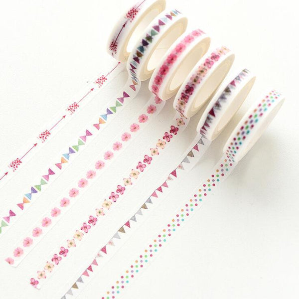 Color Party Washi Tape