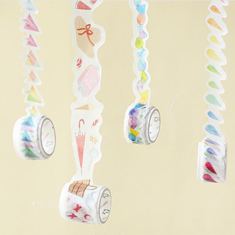 Bright Multi-Patterned Washi Tape
