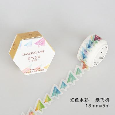 Die cut washi tape