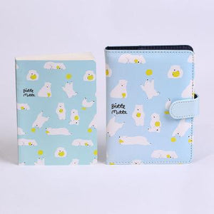 Kawaii polar bear Diary