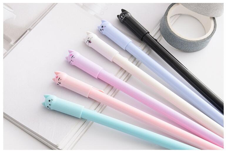 Cute Cat Gel Pen