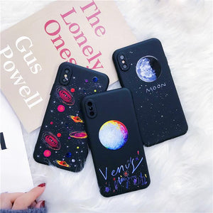 Bright Space Phone Case