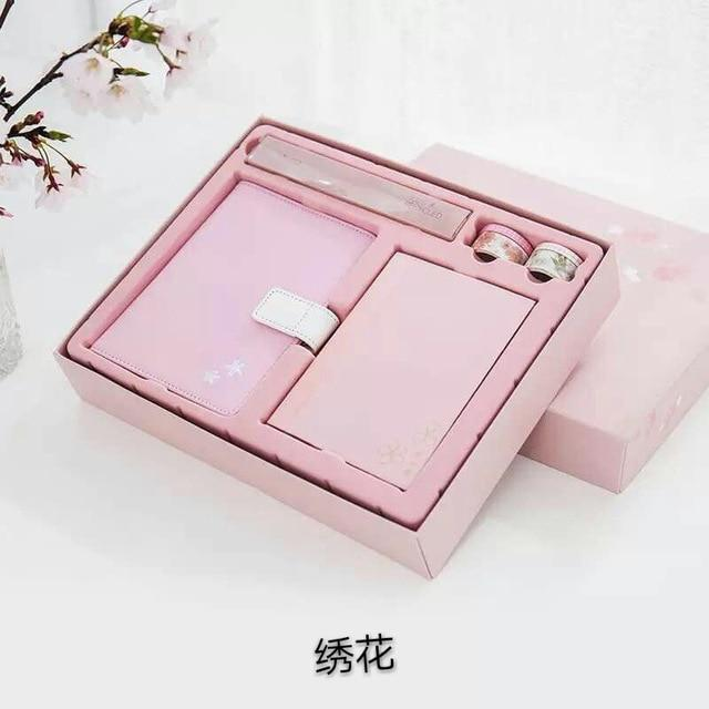 Cherry Blossom Series Planner Gift Set