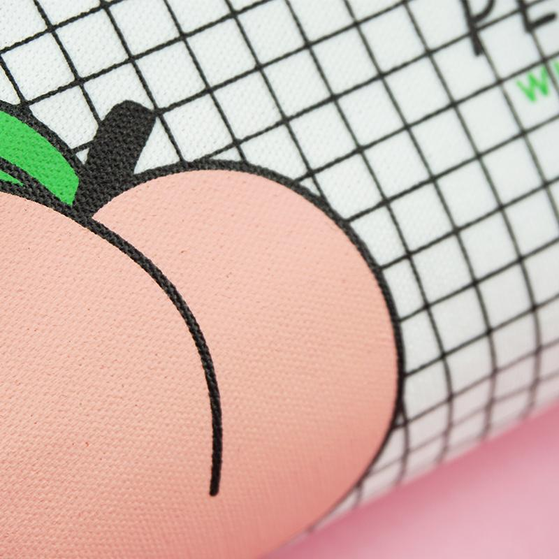 Peach Pencil Case