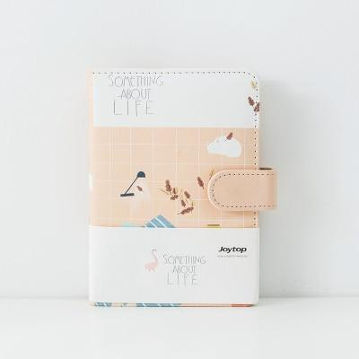 Something About Life Notebook