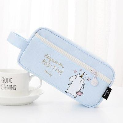 Lucky Unicorn Pencil Case
