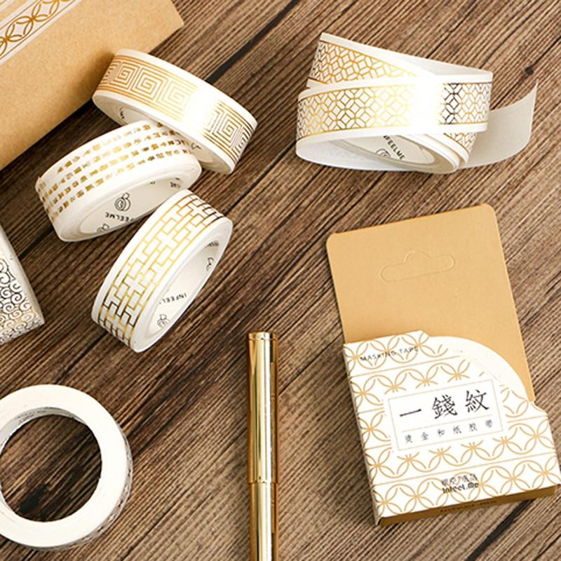 Chinese Pattern Washi Tape