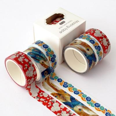 Dreams theme washi tape set
