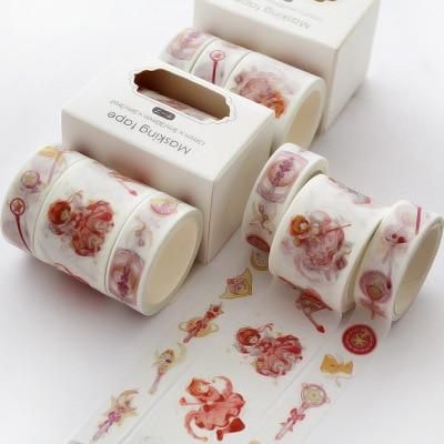 Dreams Themed Washi Tape Set