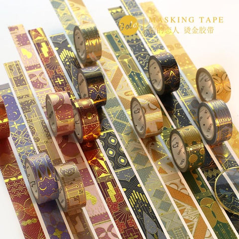 Arabian Nights Foiled Washi Tape