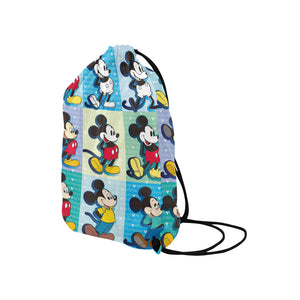 MIckey Medium Drawstring Bag