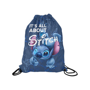 Stitch Medium Drawstring Bag