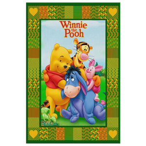 Winnie The Pooh - Canvas