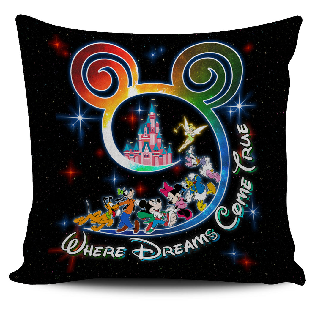 Dream Come True - Pillow Covers
