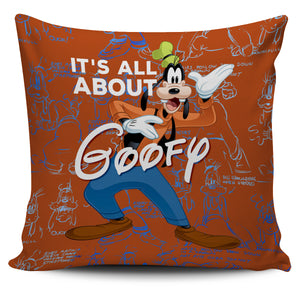 It's All About Goofy - Pillow Covers