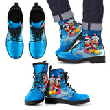 [Express Line Product+ 12$] Mickey n Minnie Christmas - Boots