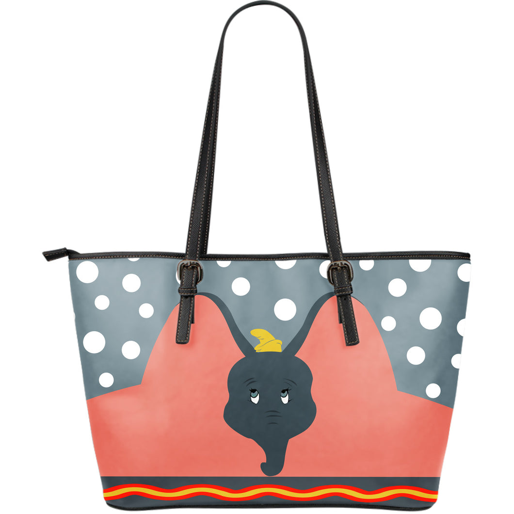 Dumbo - Leather Tote Bag