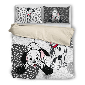 Dalmatians Bedding