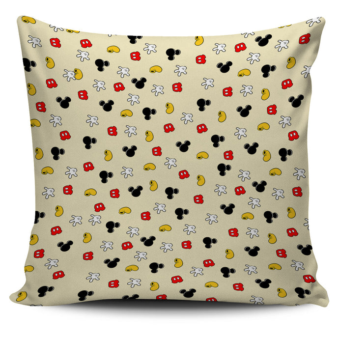 Mickey Pillow Covers