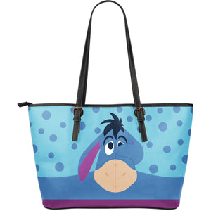 Eeyore - Leather Tote Bag