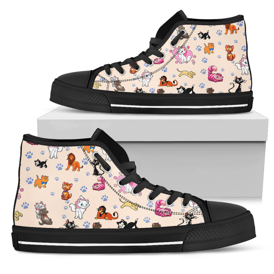 All Cats Women's High Top Shoes