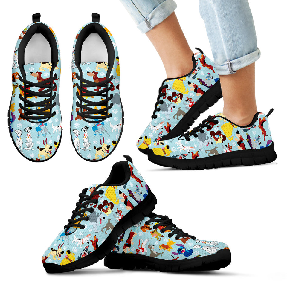Disney Dog Women's Sneakers