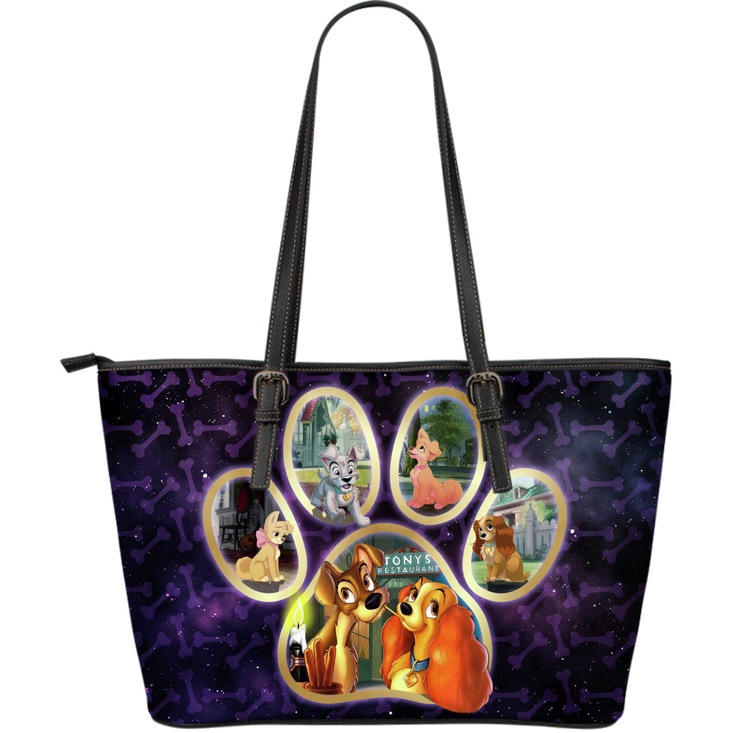 Lady and the Tramp - Tote bag