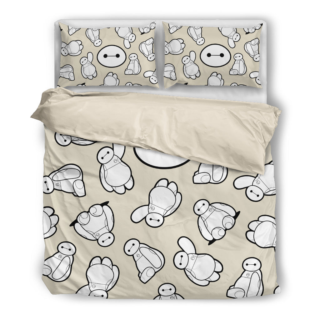Baymax Bedding