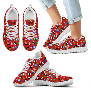 Mickey Christmas Women's Sneakers