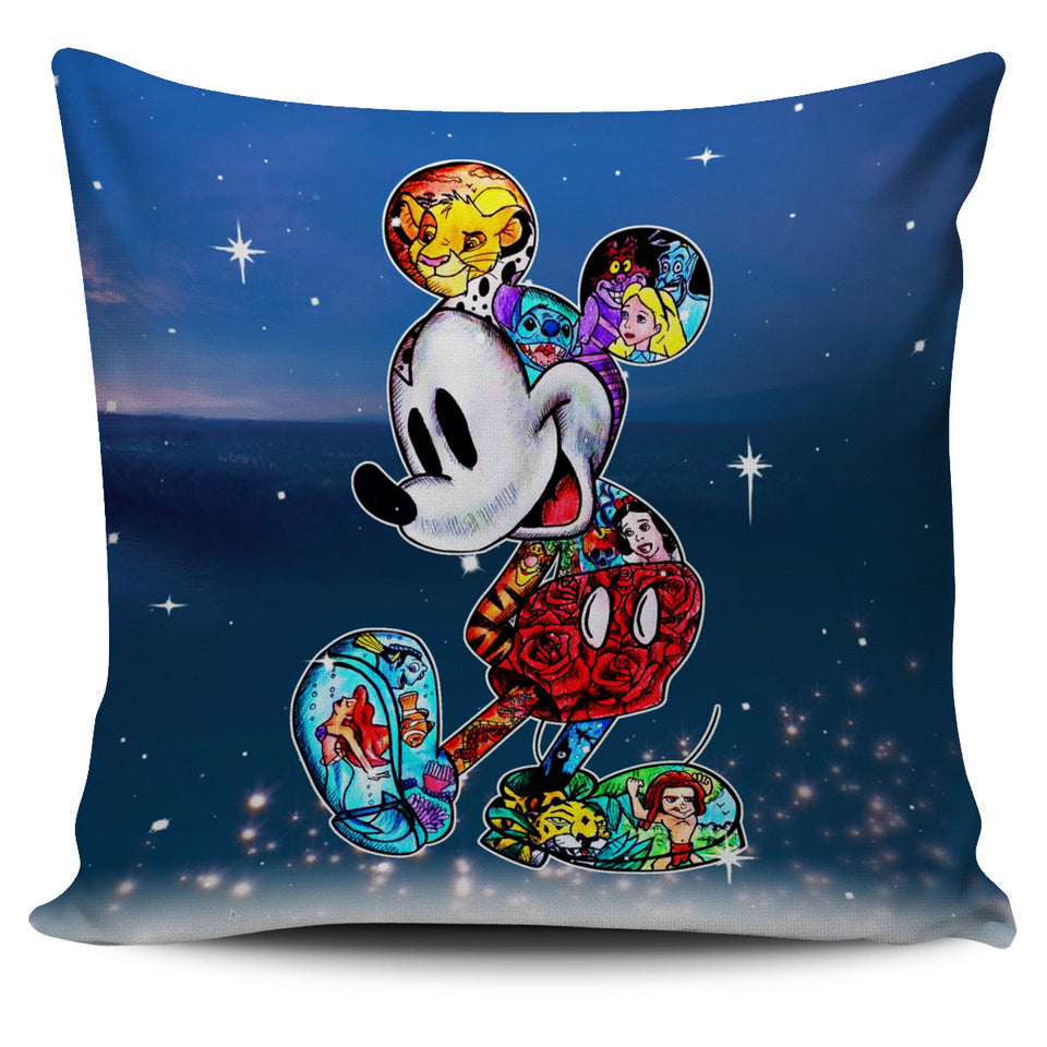 MK Pillow Covers