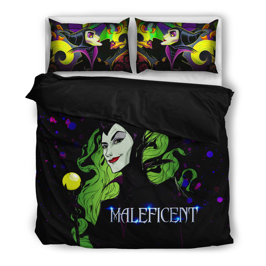 Maleficent Bedding