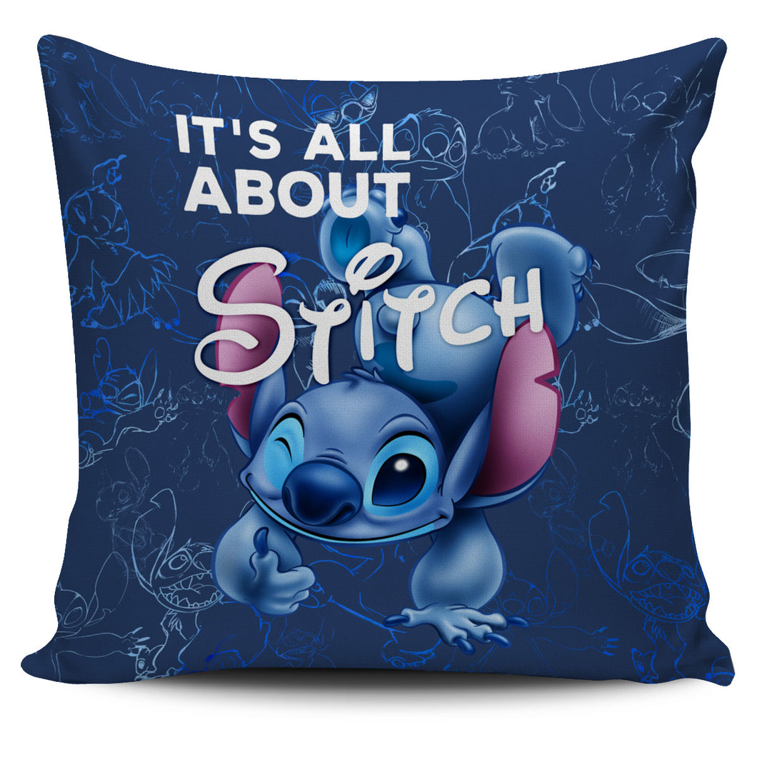 It's All About Stitch - Pillow Covers