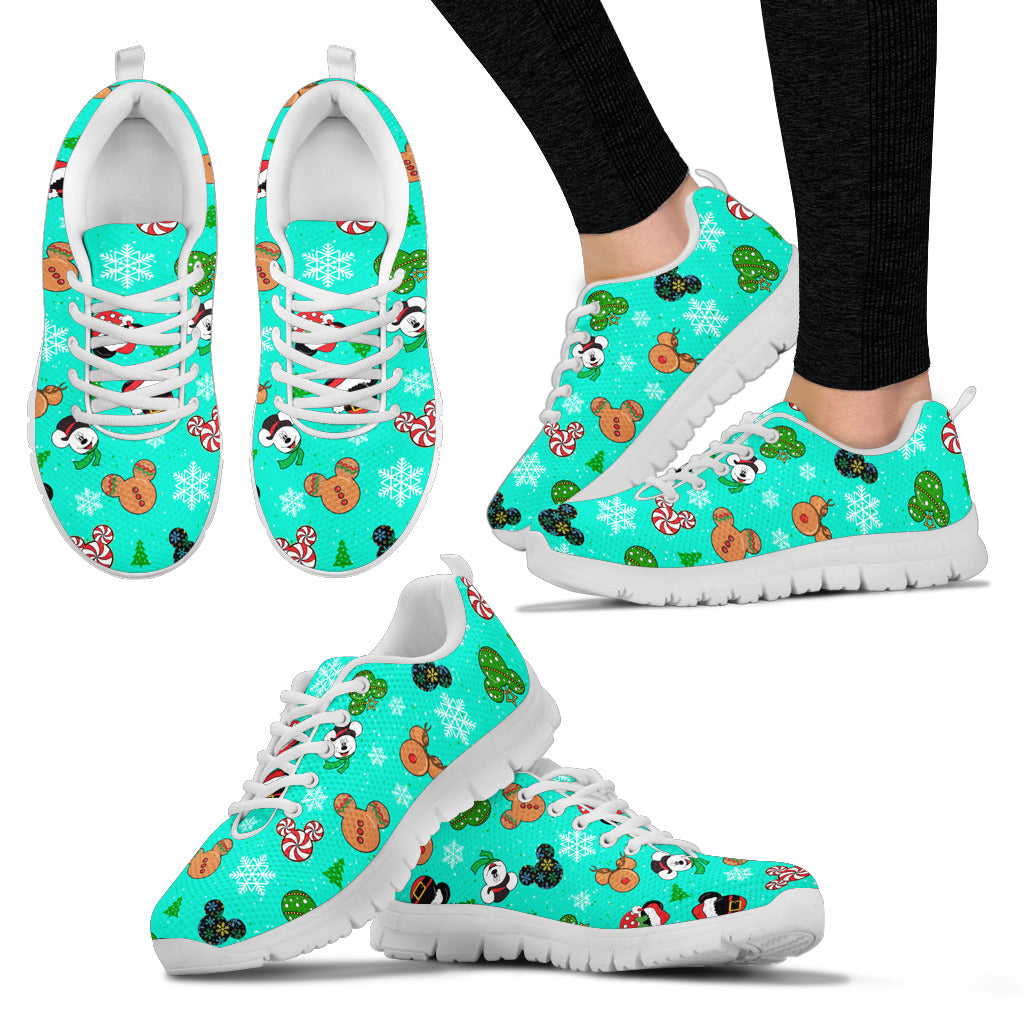 Women's Sneakers- Perfect Christmas Gift (white)