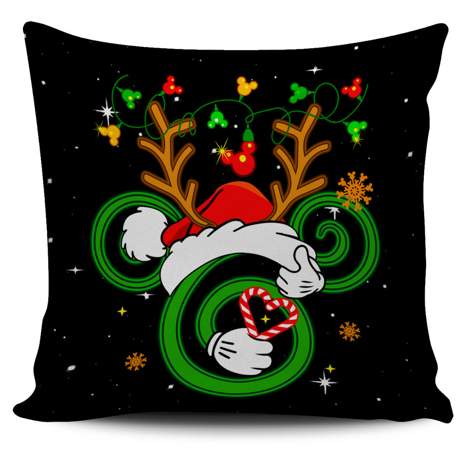 Reindeer Pillow Covers