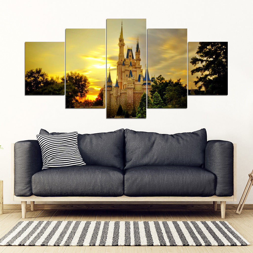 Castle Canvas