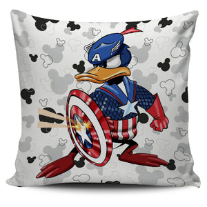 Caption Donald - Pillow Covers