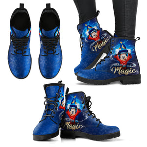 [Express Line Product+ 12$] Mickey Christmas - Boots